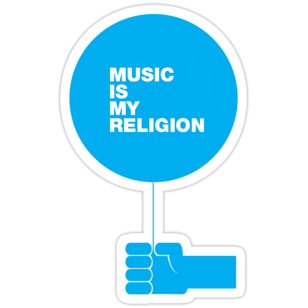 Music is my Religion by davidhayward82