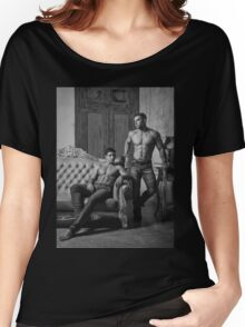 Two Evils Women's Relaxed Fit T-Shirt