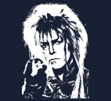Jareth, The Goblin King by Andrew Alcock