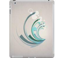 Wave Abstract iPad Case/Skin
