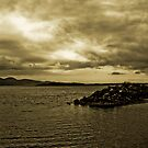 Sepia Storm by HouseofSixCats