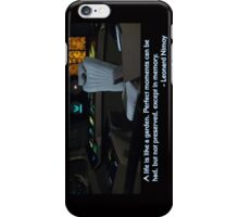 Spock's Empty Chair iPhone Case/Skin