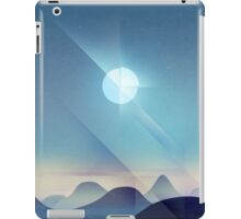 Northern Lights Abstract iPad Case/Skin