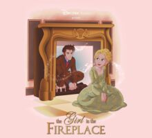 The Girl In The Fireplace Kids Clothes