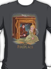 The Girl In The Fireplace T-Shirt