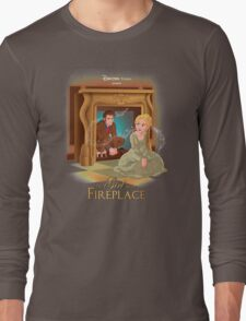 The Girl In The Fireplace Long Sleeve T-Shirt
