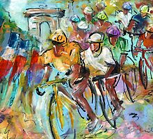 Le Tour De France Madness 02 by Goodaboom