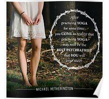 Yoga Psychiatry Poster