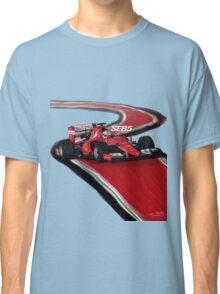 Ferrari SF15-T - Seb5 Classic T-Shirt
