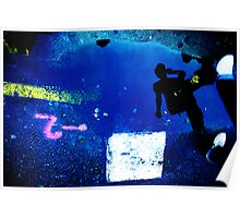 -2 Puddle People  Poster