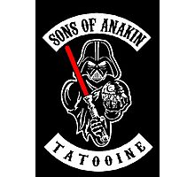 Sons Of Anakin Photographic Print