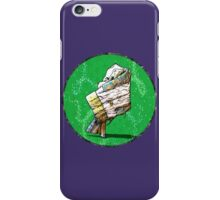 The Magical Security Blanket (purple) iPhone Case/Skin