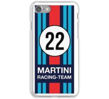 Not Martini F1 Motorsport Williams unofficial! iPhone Case/Skin