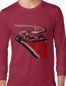 Ferrari SF15-T - Kimi7 Long Sleeve T-Shirt