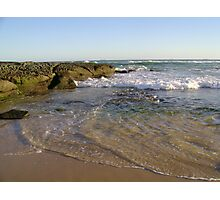 Rippled Waters Photographic Print