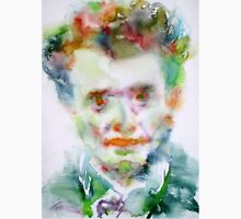 JOHN FANTE - watercolor portrait Unisex T-Shirt