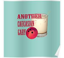 Another caucasian Gary Poster