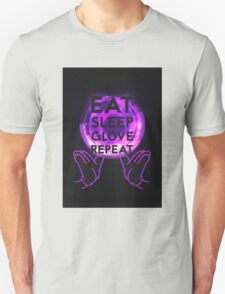 Gloving - Emazing Lights LED (Purple) T-Shirt