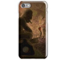 The Storyteller iPhone Case/Skin