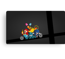 Gaming Legends! Canvas Print