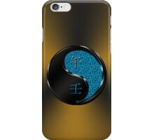 Horse Yang Water iPhone Case/Skin