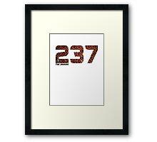 Room 237 Framed Print