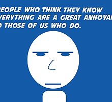 Annoyance by WondraBox