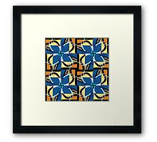 Abstract Pattern #4 Framed Print
