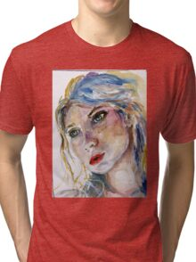 In Your Eyes Tri-blend T-Shirt