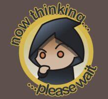 Thinking... - c&txt by japu