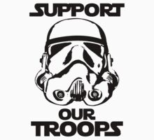 Support our Troops Star Wars by Thomassus
