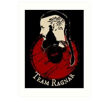 Team Ragnar - Vikings Art Print