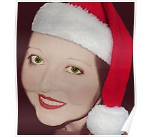 Little Mrs. Claus Poster