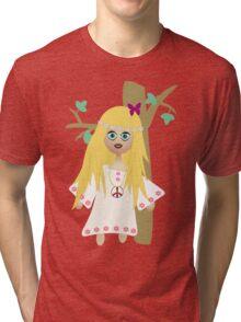 Hippie Tri-blend T-Shirt