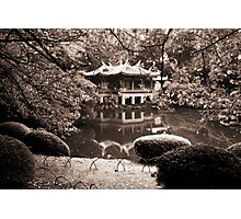 Fairytale Pavillion Photographic Print