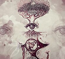 Eye of the Universe by Emilie Desaunay