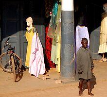 Street Dummies by ApeArt