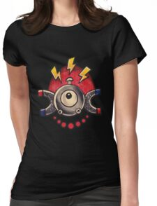 Magnemite Womens Fitted T-Shirt