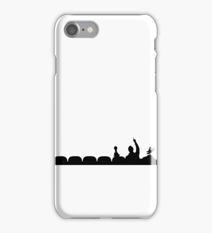 MST3K - Silhouette iPhone Case/Skin