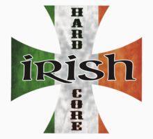 irish hardcore flag One Piece - Long Sleeve