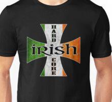 irish hardcore flag Unisex T-Shirt