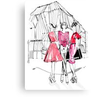 Classy Fashion Canvas Print