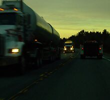 Truckin' by Lee Donavon Hardy