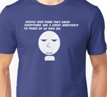 Annoyance Unisex T-Shirt