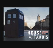 House of TARDIS by zenjamin