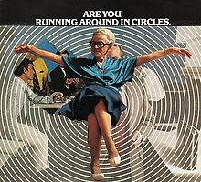 Are You Running in Circles? by lapisyoga