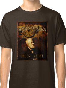 Steampunk Jules Verne Classic T-Shirt