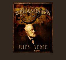 Steampunk Jules Verne Unisex T-Shirt