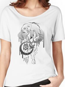 modern girl Women's Relaxed Fit T-Shirt