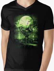 crystal ball tee Mens V-Neck T-Shirt